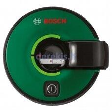 Linijinis lazerinis nivelyras Bosch Atino 0603663A01