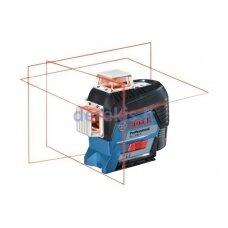 Linijinis lazerinis nivelyras Bosch GLL 3-80 C Professional 0601063R05