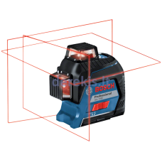 Linijinis lazerinis nivelyras Bosch GLL 3-80 Professional, 0601063S00