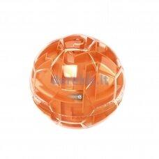 Loginis žaidimas - labirintas kamuolys, oranžinis