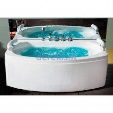 Masažinė vonia su hidromasažu 170cm, B1790-1