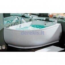 Masažinė vonia su vandens ir oro masažu, dešininė, B1510