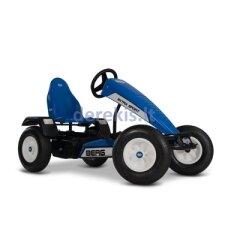 Mašinėlė GO-kartas Berg Extra Sport Blue BFR (iki 100kg)