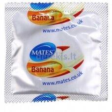 Mates Mixed Flavours prezervatyvai (1 vnt)