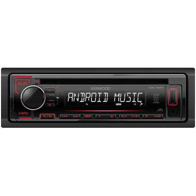 Magnetola su CD Kenwood KDC-152R
