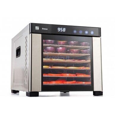 Maisto produktų džiovyklė G21 Breezer 6008112 2