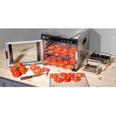 Maisto produktų džiovyklė G21 Breezer 6008112 10