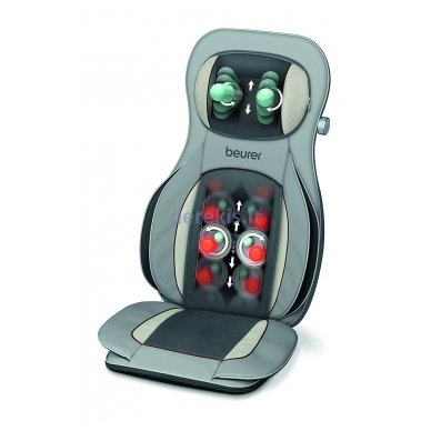 Masažinė kėdė Beurer MG 320 HD 30-in-1 2