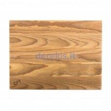 Cutting board G21 BEECH 400 X 300 X 60 MM