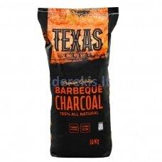 """Medžio anglis """"Texas Club"""" 10 kg (stambios frakcijos)"""