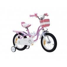 Mergaitiškas dviratis Star Girl 14