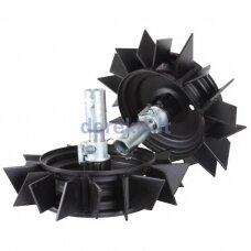 Metaliniai ratai kultivatoriams Texas Hobby/TX 12'', 91060700100