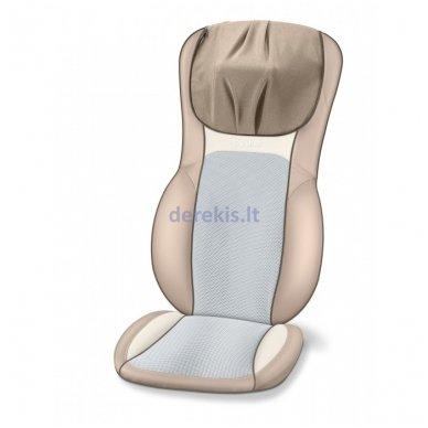 Shiatsu masažinė sėdynė BEURER MG295 Cream