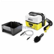 Mobili plovykla KARCHER Mobile Outdoor Cleaner Adventure Box  (1.680-002.0)