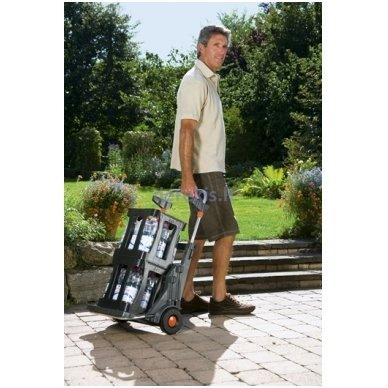Mobilus sodo vežimėlis Gardena 232-20, 900834001 3