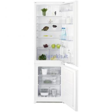 Montuojamas šaldytuvas su šaldikliu ELECTROLUX ENN2812AOW