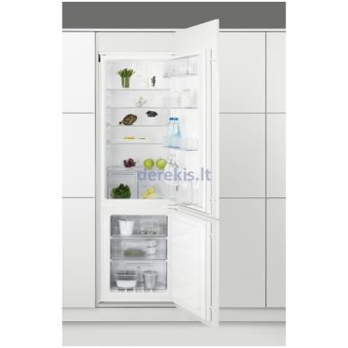 Montuojamas šaldytuvas su šaldikliu ELECTROLUX ENN2812AOW 2