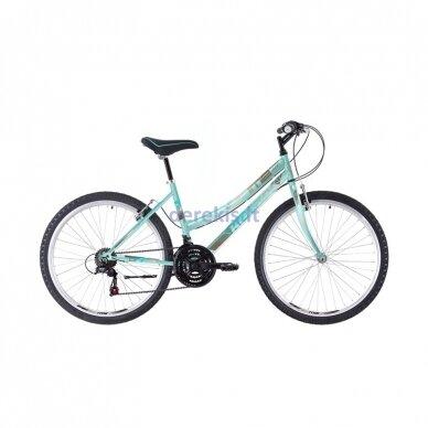 Moteriškas kalnų dviratis Kenzel Prime DX50