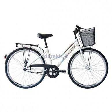 "Moteriškas miesto dviratis Kenzel, 28"""