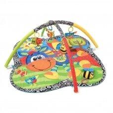 Muzikinis žaidimų kilimėlis Playgro Clip Clop Activity Gym, 0186991