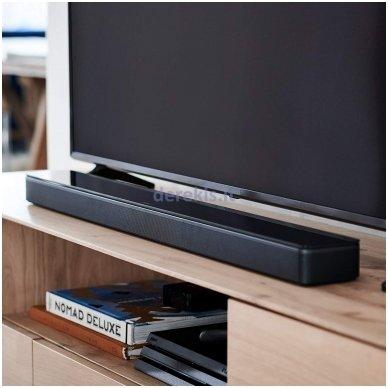 Namų kino sistema Bose Soundbar 700 juoda 8