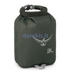 Neperšlampamas maišas Osprey ULTRALIGHT DRYSACK 3L (spalvą galima pasirinkti)