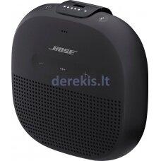 Nešiojama kolonėlė BOSE SoundLink Micro BT SPKR II, juoda