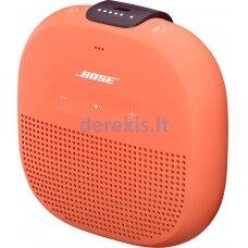 Nešiojama kolonėlė BOSE SoundLink Micro BT SPKR II, oranžinė