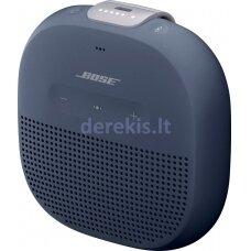 Nešiojama kolonėlė BOSE SoundLink Micro BT SPKR II, mėlyna