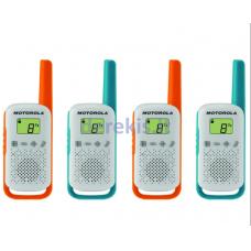 Motorola, TLKR T42, 4 vnt.