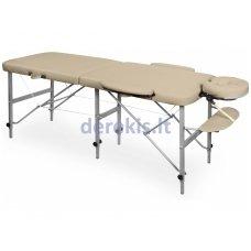 Nešiojamas masažo stalas Juventas ROYAL LM14, aliuminis