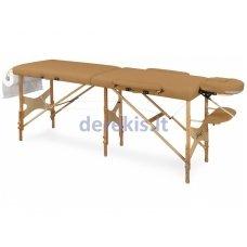 Nešiojamas masažo stalas Juventas TRIS LM6, medinis