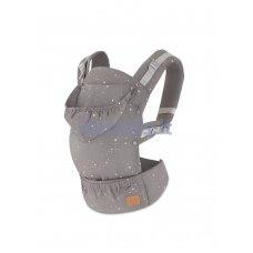 Nešioklė KINDERKRAFT Huggy Grey