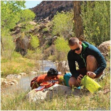 Neperšlampamas maišas Osprey ULTRALIGHT DRYSACK 12L (spalvą galima pasirinkti) 5