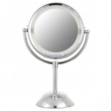 Nerūdyjančio plieno veidrodis su stovu BABYLISS 8438E