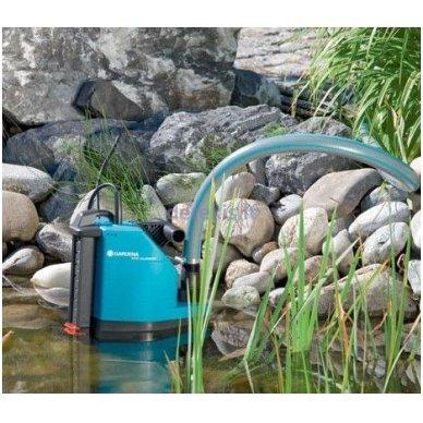 Nešvaraus vandens siurblys Gardena 8500 aquasensor, 1797-20, 900956801 3