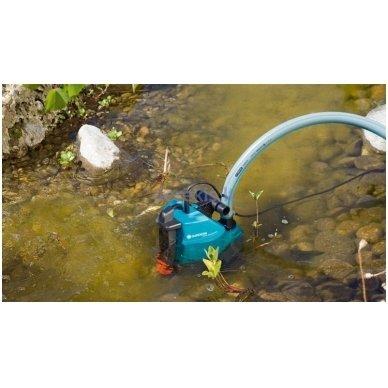 Nešvaraus vandens siurblys Gardena 8500 aquasensor, 1797-20, 900956801 2