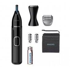 Nosies plaukų kirpimo mašinėlė Philips NT5650/16