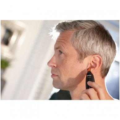 Nosies plaukų kirpiklis Philips NT1150/10 10