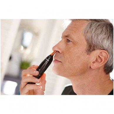 Nosies plaukų kirpiklis Philips NT1150/10 8