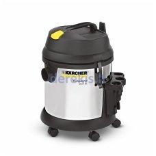 Sauso ir drėgno valymo vakuuminis įrenginys KARCHER NT 27/1 Me (1.428-100.0)