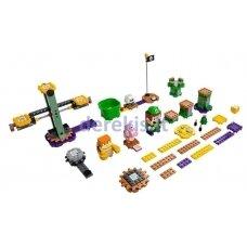 Nuotykių su Luigi pradinis rinkinys LEGO 71387