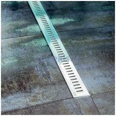 Nutekamasis dušo latakas Ravak Zebra 850, X01434