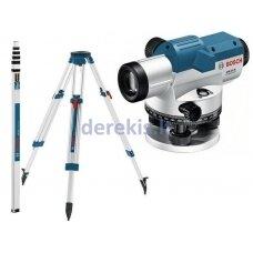 Optinis nivelyras Bosch GOL 32 D Professional 0601068502