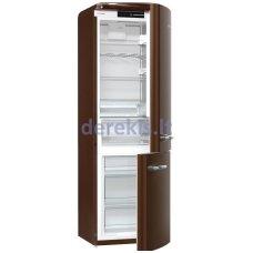 Šaldytuvas GORENJE ORK192CH šokoladas