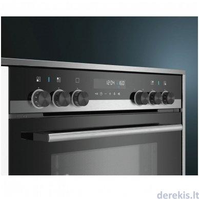 Orkaitė + kaitlentė Siemens PQ521KB00 3