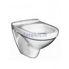 Pakabinamas WC puodas Gustavsberg Nautic, GB115530001000