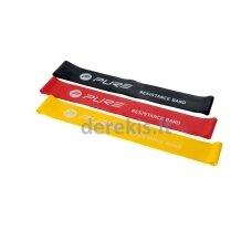 Pasipriešinimo gumų (Kilpų) rinkinys Pure2improve