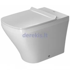 Pastatomas WC puodas Duravit DuraStyle 2150090000 + 0063790000
