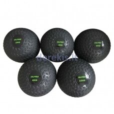 Pasunkintas kamuolys Slam ball Prove 4kg